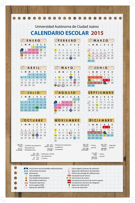 Calendario Escolar Uacj P 225 Ginas