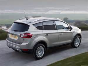 Fiat Kuga Ford Kuga Picture 52335 Ford Photo Gallery Carsbase