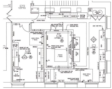 laboratory floor plan sykes group lab pictures
