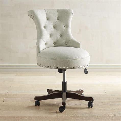 foster swivel desk chair pottery barn