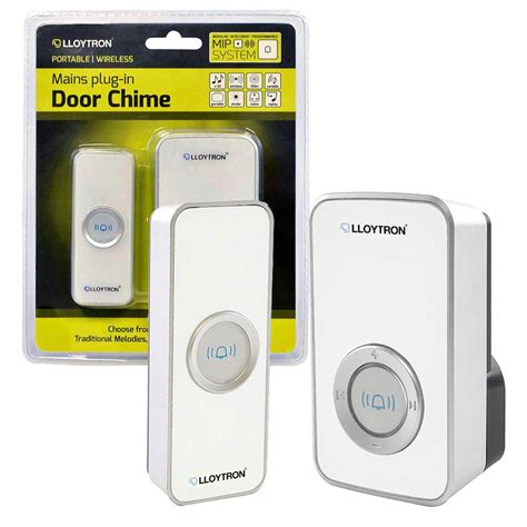 Bell Door 32 chime wireless door bell cordless 150m range quality