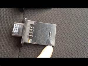 blower resistor ford escape 2008 ford escape 6f35 transmission lh axle seal leak repair how to save money and do it yourself