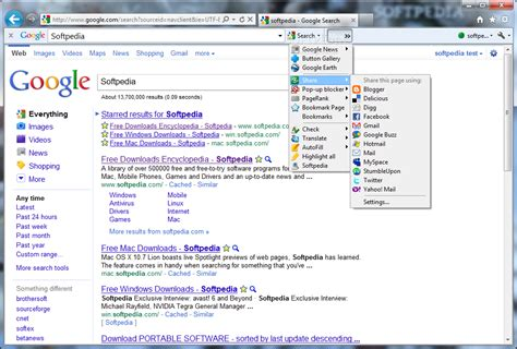 google toolbar google toolbar download