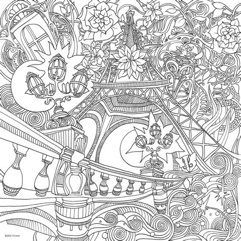 the magical city magical the magical city a colouring book lizzie mary cullen
