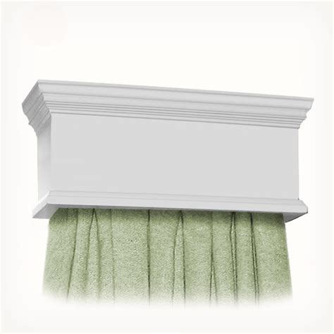 Contemporary Window Cornice V Sconce Viscount Ii Window Cornice Contemporary