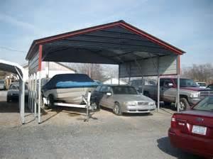 Vehicle Carport Carports Two Car Carports 2 Car Carports