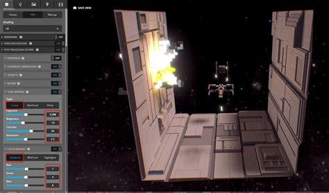 blender tutorial scene tutorial creating a 3d star wars scene in voxels using
