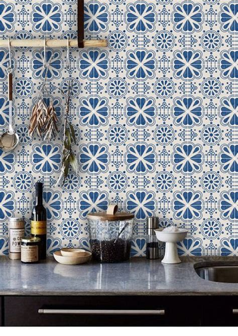 pattern removable vinyl 39 best indigo patterns images on pinterest tile decals