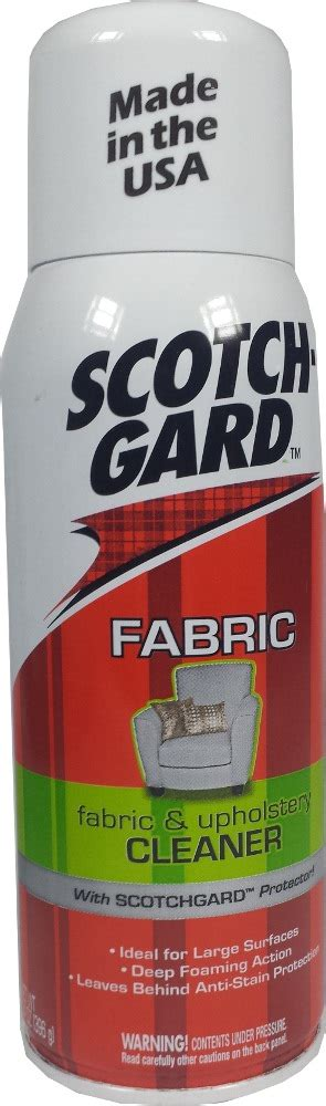 scotchgard fabric upholstery cleaner 3m scotchgard fabric upholstery cleaner 14oz 1014r 清洁