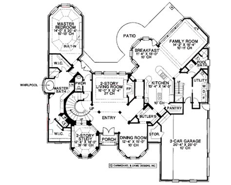 4500 square foot house european style house plan 4 beds 5 00 baths 4500 sq ft