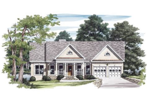 Edgewater House Floor Plan Frank Betz Associates Edgewater House Plan