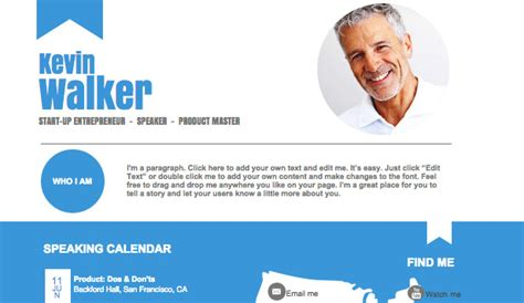 calling card website template business card web page template gallery card design and