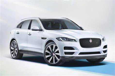 2016 jaguar f pace revealed pictures and details