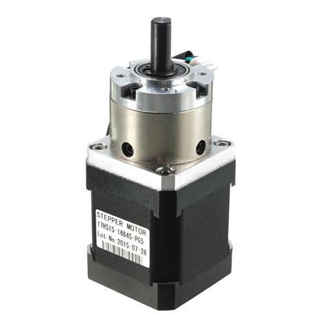 best stepper motor best price extruder gear stepper motor ratio 5 1 planetary