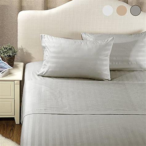 deep pocket comforter sets sheet set queen size lt grey damask stripe design bedding