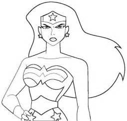 woman coloring pages free superhero woman colouring pages toddler 51678