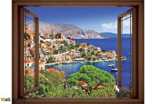 Greek Wall Murals greek wall murals santorini greece wall mural large allposters wall