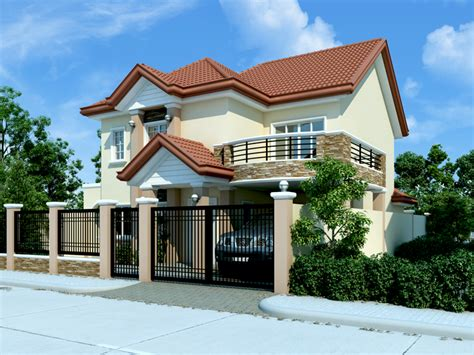 phenomenal luxury philippines house plan amazing