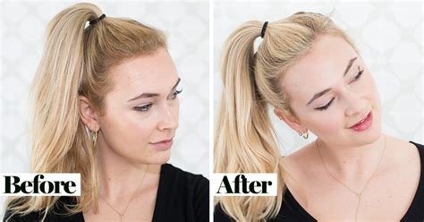 before orange brassy hair after beautiful ash blonde my hair how to fix brassy highlights on blond hair glamour