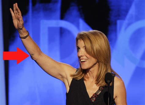 politicians with tattoos caroline kennedy s debate revealed or removed