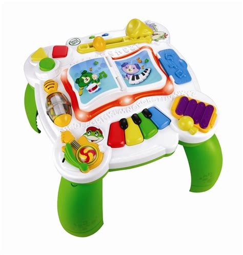 leapfrog learn groove musical table reviews in baby gear
