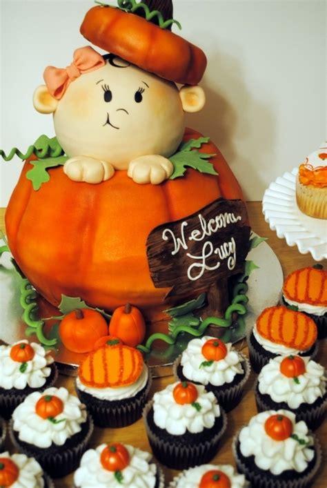 Pumpkin Baby Shower by Pumpkin Baby Shower By Melissue76