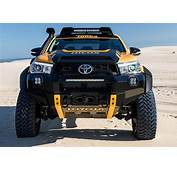 2017 Toyota Hilux Tonka Concept Price Specs Pictures Review