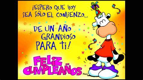 imagenes de cumpleaños felicitaciones felicitaciones de cumplea 241 os susana youtube