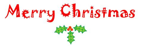 free merry christmas clipart for your greetings card