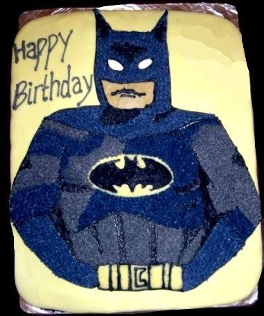bat blog batman toys  collectibles awesome batman theme birthday cake