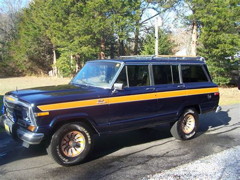 1986 Jeep Wagoneer Parts 1986 Jeep Grand Wagoneer For Sale In South Jersey Nj 21k