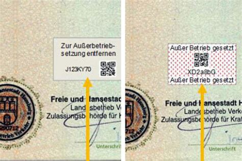 Motorrad Online Ummelden by Online Zulassung In Hamburg Autobild De