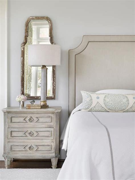master bedroom nightstand ls grey nightstands gray bedding and love the on pinterest