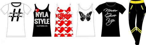 design your own t shirt vest digital fashion pro fashion design software design