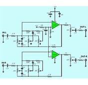 12v Preamp Circuit Daigram  Diagram Images