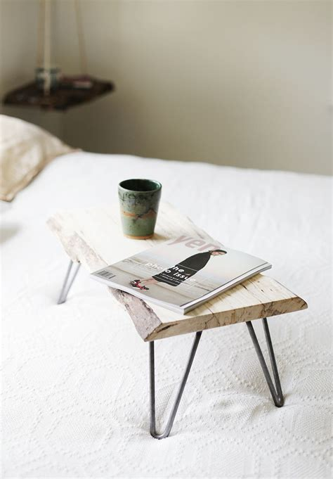 lap desk with legs diy wood hairpin leg lap desk themerrythought home