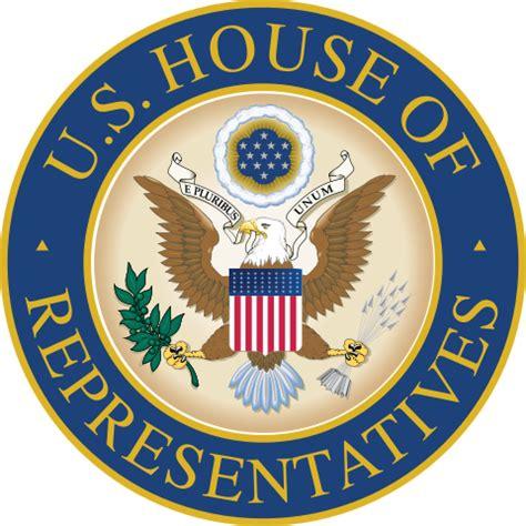 Representatives Of File Us Houseofrepresentatives Unofficialaltgreatseal Svg