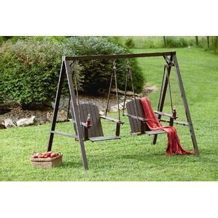 adirondack baby swing mason green weston 2 person adirondack swing