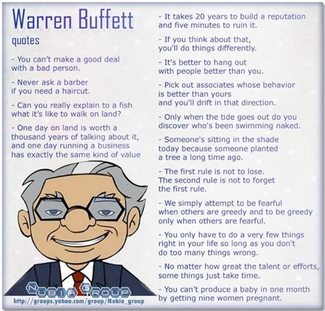 buffet sayings warren buffett on investing quotes quotesgram