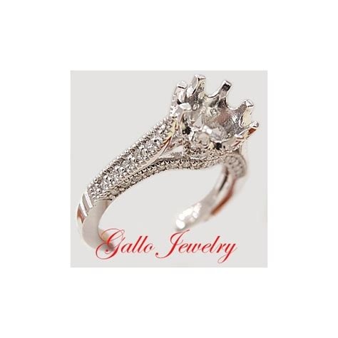Antique Style Engagement Rings by Antique Style Engagement Ring84