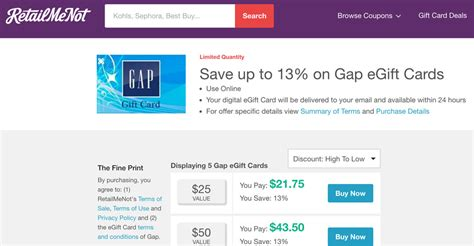 Buy Discount Gift Cards - discount gift cards how and where to buy them