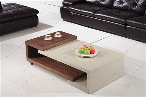 Beige Coffee Table by Tea Table High Gloss Beige Coffee Table Supplier