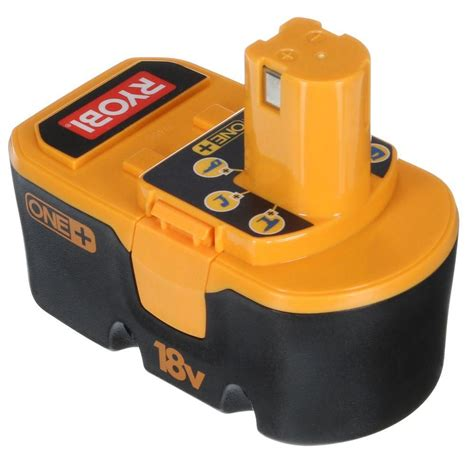 ryobi 18v one battery the home depot canada