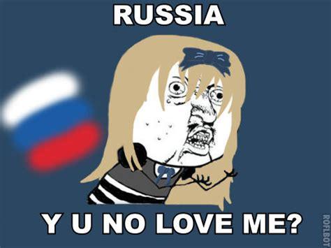 Why You No Love Me Meme - aph y u no love me russia by sanadachi on deviantart