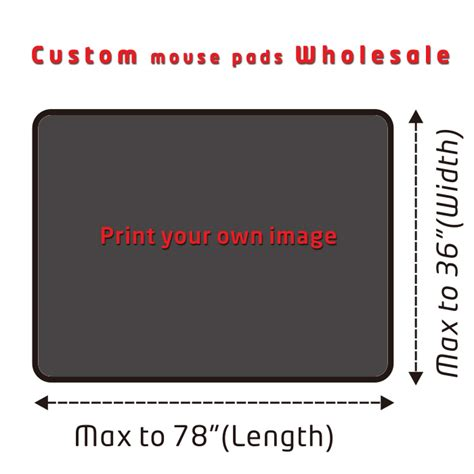 Skin Custom Design For Mouse Mouse Pad custom printed mouse pads wholesale bulk with multi designs x raypad