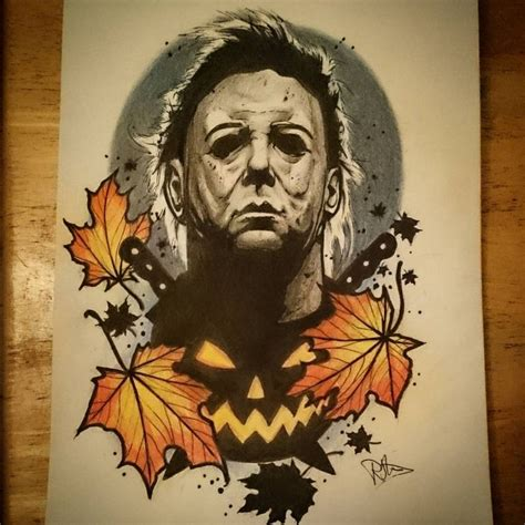 michael myers tattoo designs best 25 micheal myers ideas on michael