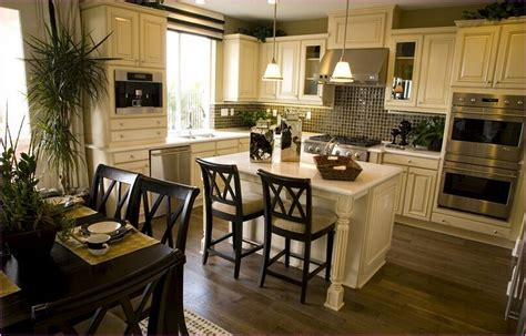 kitchen table and island combinations kitchen island dining table combo