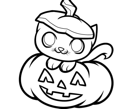 cute pumpkin coloring page cute pumpkin coloring pages for kids coloringstar