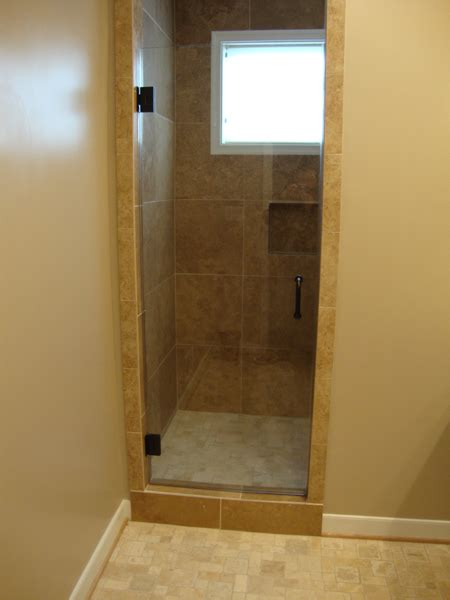 Single Shower Doors Glass Single Shower Doors Shower Door Experts