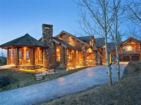 jackson hole contemporary log cabin designshuffle blog recipe for summer log cabins with a contemporary twist